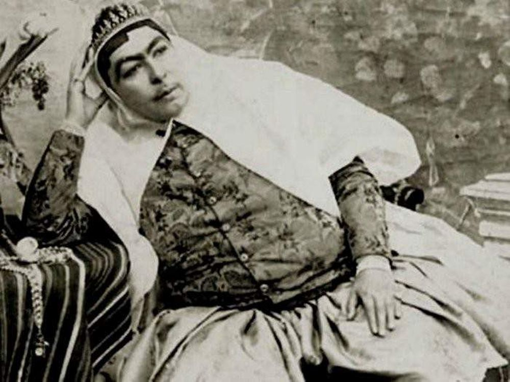 Princess of Iran Anis, which had 145 admirers